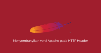 hide http header apache